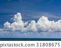 雲端 雲彩 雲 31808675
