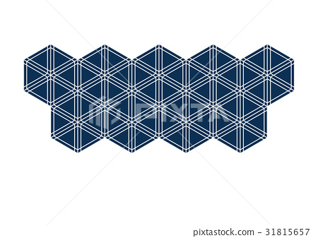 vector, vectors, japanese pattern 31815657