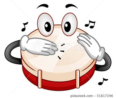Mascot Snare Drum Tap 31817296