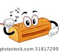 Mascot Wood Block Instrument 31817299