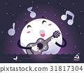 Mascot Moonlight Guitar Song 31817304