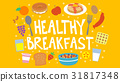 Healthy Breakfast 31817348