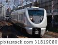limited express train, stork, jr nishinihon 31819080