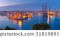 Grand harbor and Senglea from Valletta, Malta 31819891