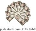 千元钞票 纸币 钞票 31823669