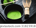 Japanese matcha green tea 31823918