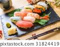 寿司 日本食品 日本料理 31824419