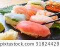寿司 日本食品 日本料理 31824429