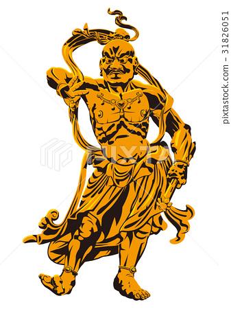 東大寺雕像 31826051
