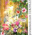 ดอกไม้,มีสีสัน,สีสัน 31829522