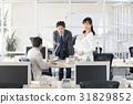 business, scene, office 31829852