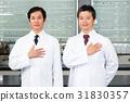 研究人員 白衣 白袍 31830357