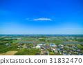天空 蓝天 蓝蓝的天空 31832470