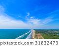 海洋 海 蓝色的水 31832473