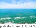 海洋 海 蓝色的水 31832474