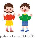 孩子 小孩 小朋友 31836831