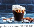 marshmallow, Espresso, Coffe 31838101