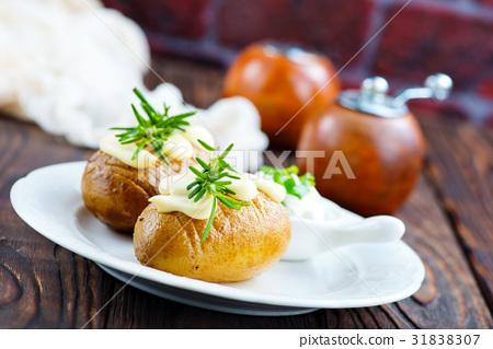 baked potato 31838307