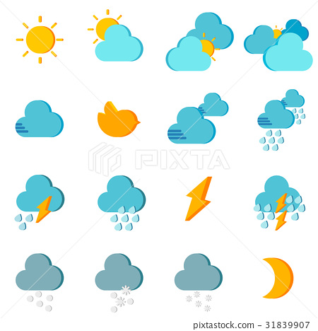 WEATHER ICON 31839907