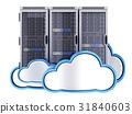 雲端 雲彩 雲 31840603