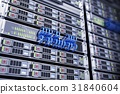 Database and connect server 31840604