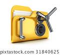 Safety file symbol 31840625