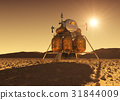 planet, station, descent 31844009