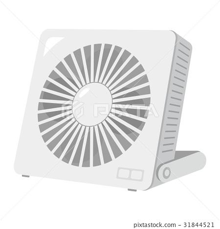 Box type fan 31844521