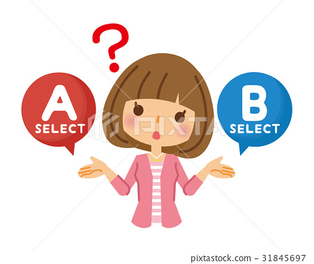 女性选择犹豫不决 31845697