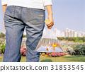 金魚 手 牛仔褲 31853545