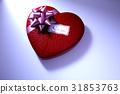 리본, 선물, 선물상자 31853763