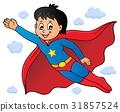 Super hero boy theme image 1 31857524