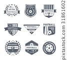 足球 遊戲 商標 31861602