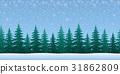 landscape, vector, tree 31862809