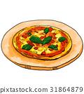 披薩 意大利 意大利人 31864879