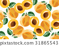 apricot, food, healthy 31865543