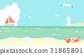 海(風景) 31865801