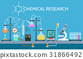 chemical, laboratory, vector 31866492