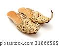Traditional arabic curly toed slippers 31866595