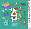 pet, vector, animal 31867919