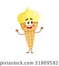 ice, cream, character 31869582