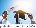 毕业 刻度 毕业生 31872457
