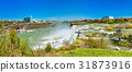 The American Falls at Niagara Falls - New York 31873916