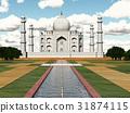 Taj Mahal in India 31874115