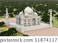 Taj Mahal in India 31874117