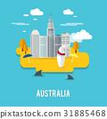 Perth capital city populous city in Australia 31885468