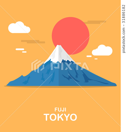 Fuji mouthain gorgeous place in Tokyo 31886182