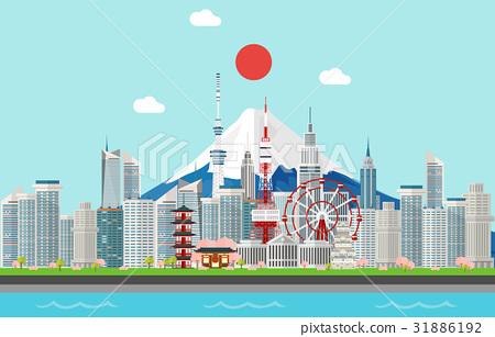 Amazing tourist attrations for traveling in Tokyo 31886192