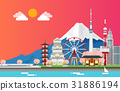 Amazing tourist attrations for traveling in Tokyo 31886194