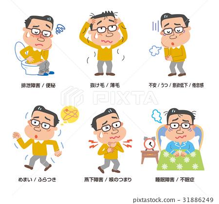 障害 男性 更年期 5分でわかる男性更年期障害|疲労感や倦怠感 性欲低下